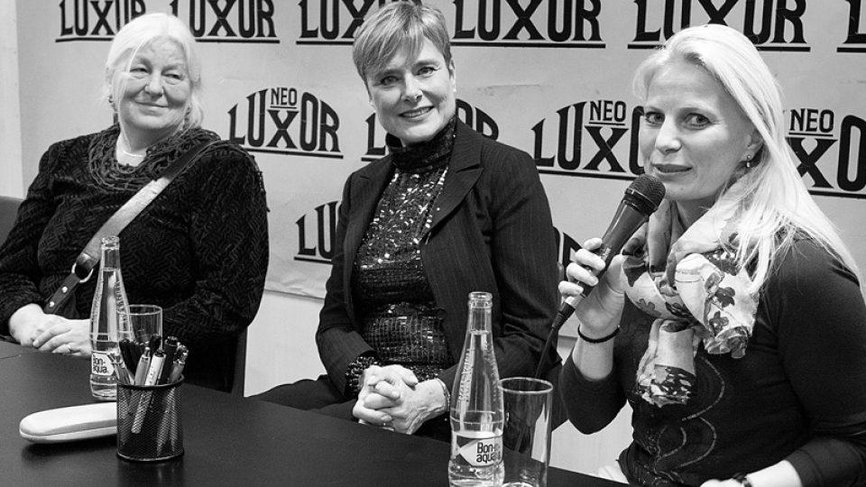 Patronkou Kalendáře pro Světlušku 2016 je Marie Retková